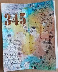 Dutch Doobadoo Dutch Mask Art stencil Pijlen A5