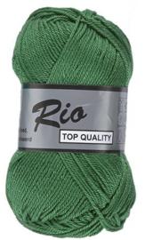 Rio katoen garen groen 373