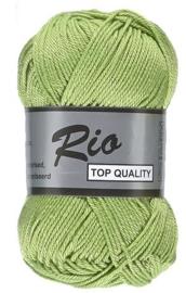Rio katoen garen groen 046