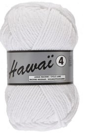 Hawai 4 garen wit