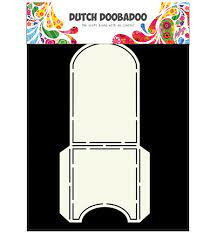 Dutch Doobadoo - Box Art - Thee zakje A5