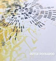 Dutch Doobadoo Mask Art Kialo A5