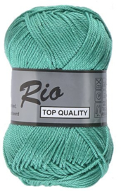 Rio katoen garen groen 370