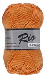 Rio katoen garen oranje 041