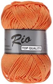 Rio katoen garen oranje 028