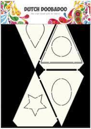 Dutch Doobadoo Card Art Shapes A4