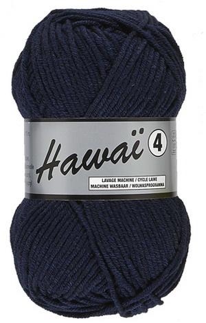 Hawai 4 garen donker blauw