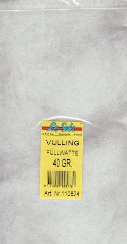 Vulling Wit 40 gr