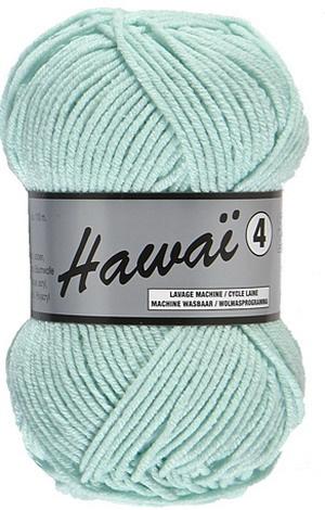 Hawai 4 garen mint groen