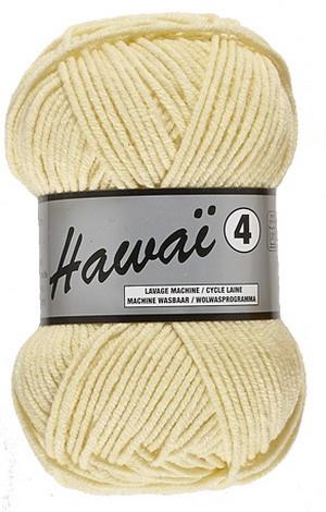 Hawai 4 garen zacht geel