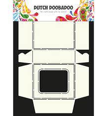 Dutch Doobadoo Dutch Box Art venster A4