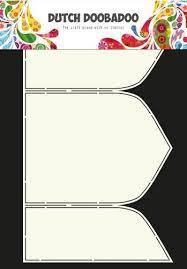 Dutch Doobadoo Dutch Card Art drieluik 3 A4