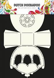 Dutch DooBaDoo Box Art Coach A4