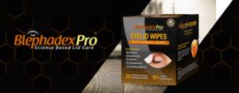 Blephadex Pro Eyelid Wipes (30st)
