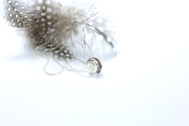 Paardenhaar hanger Raffael