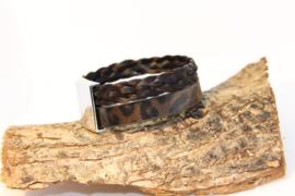 Paardenhaar armband WildBraid