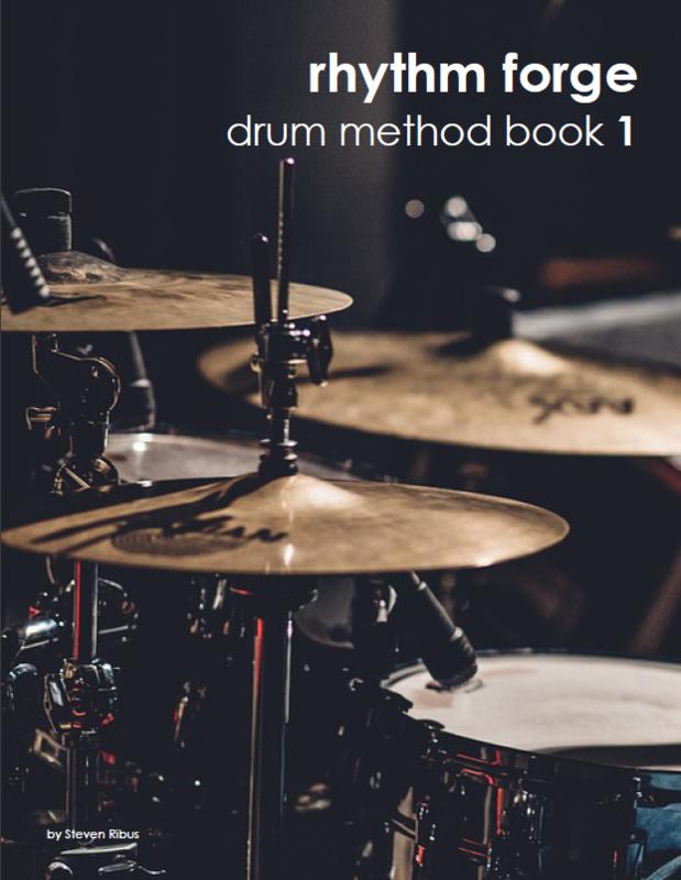 Rhythm Forge - Drum Method Book 1