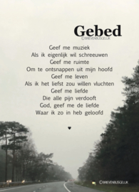 Gebed - A6