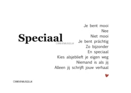 Speciaal
