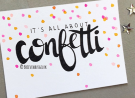 It's all about CONFETTI