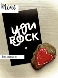 You rock - mini