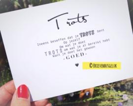 Trots!