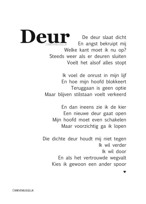 Deur - A6