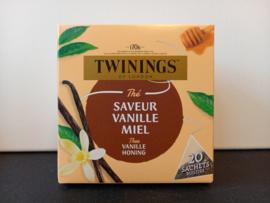 Twinings Groene thee Vanille, honing