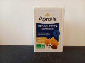 Aprolis pastilles Mānuka-honing/propolis, biologisch