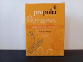 Propolis pastilles met honing en sinaasappel