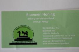 Honingpotten met uw (bedrijfs) logo erop