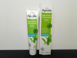 Tandpasta met propolis & pepermunt, Biologisch
