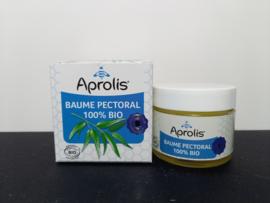 Borstbalsem met propolis en etherische oliën, Biologisch