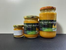 Honing met stuifmeel