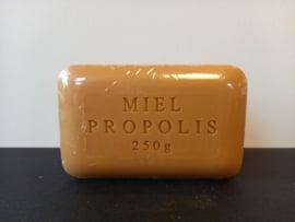 Zeepblok met propolis en honing