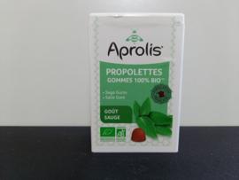 Aprolis pastilles propolis/salie, biologisch