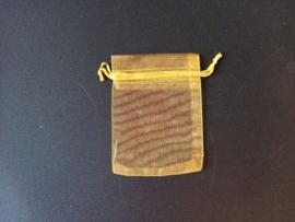 Geschenkzak, organza 7x10 cm