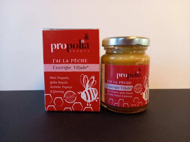 Honing, propolis, koninginnegelei & Vitamine C