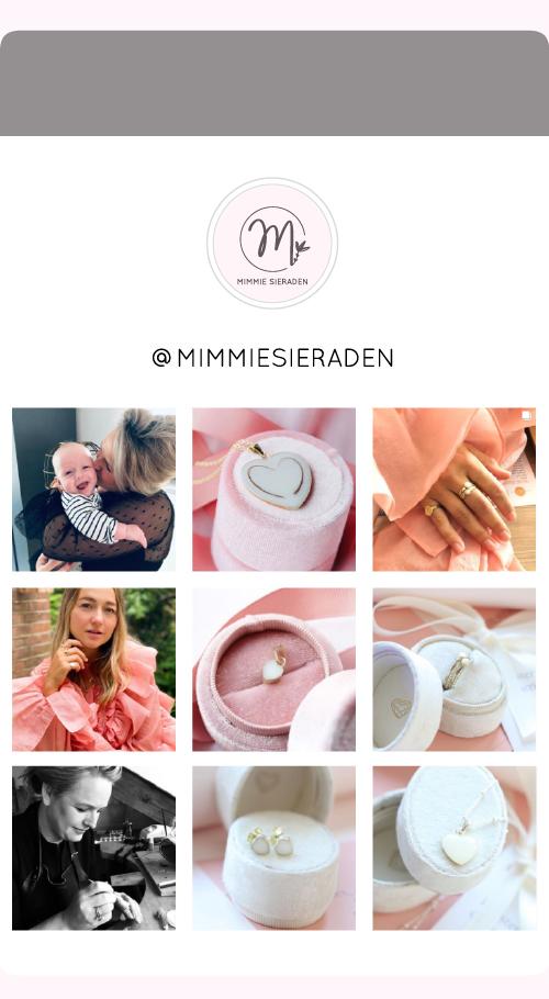 Volg je Mimmie al op Instagram? Bezoek mijn Instagram pagina