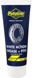 PUTOLINE WHITE ACTION GREASE + PTFE 100GRAM