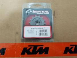 KTM SX 85 / HUSQVARNA TC 85 RENTHAL VOORTANDWIEL 14 TANDS 2003-2020