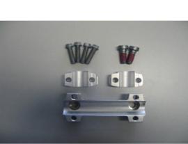 KTM SX 50 / HUSQVARNA TC 50 / GASGAS MC 50 COMPLETE STUURKLEM  KIT 22 MM 2012 - 2022 NIEUW