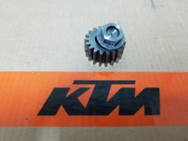 KTM SX 85 / HUSQVARNA TC 85 KRUKAS TANDWIEL 2003 - 2017 GEBRUIKT