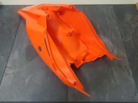 KTM SX 65 ACHTERSPATBORD ORANJE 2016 - 2021  ZO GOED ALS NIEUW