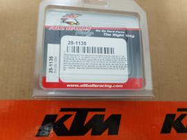 KTM SX 50  / HUQVARNA TC 50 SET ALL BALLS LAGERS VOORWIEL  2012 - 2020