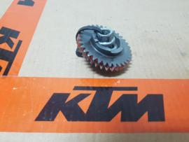 KTM SX 50 / HUSQVARNA TC 50 PRIMAIR TANDWIEL 2009 - 2020 GEBRUIKT