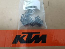 KTM SX 65 / HUSQVARNA TC 65  SET ORIGINELE KOPPELINGSVEREN 2009 - 2019