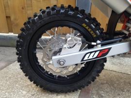 KTM SX 50 MINI AUTOMAAT FACTORY EDITION BOUWJAAR 2019 ZO GOED ALS NIEUW