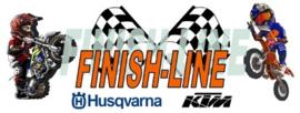 KTM SX 50 / HUSQVARNA TC 50 ACHTERREM HOUDER  2014 - 2019
