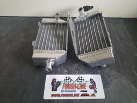 KTM SX 50 / HUSQVARNA TC 50 / GASGAS MC 50 SET AFTERMARKET RADIATEURS 2012 - 2021 NIEUW